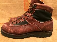 Distressed Danner Mountaineering Leather Lace Up Hiking Boots 9.5 EE