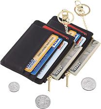 Sodsay 2 Pack Card Case Slim Front Pocket Wallet for Women Credit Card Holder wi