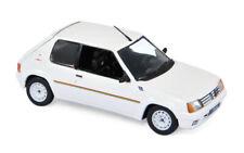Peugeot 205 Rallye - Blanc - 1988 1/43 Norev