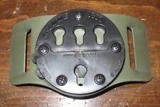 "eagle industries G-CODE RTI wheel 1.75"" belt slide holster mount OD green kydex"