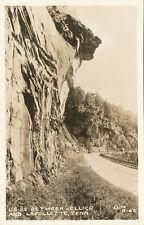 TN * U.S. Rt 25 between Jellico and Lafollette RPPC  1944 * W. Cline #R-63
