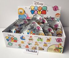 New Tsum Tsum Disney Mystery Stack Pack Bags Series 6 Complete Set Of 12 Belle