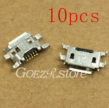 10X Micro USB Power Charging Connector Port Dock For Blackberry 9800 Z10 Q10