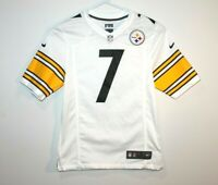 Pittsburgh Steelers Nike On Field Jersey Size Men's Small 'Roethlisberger' NFL