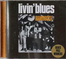 Livin' Blues-Bamboozle Dutch psych cd
