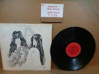 Aerosmith Draw the Line LP