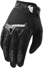 Guantes Thor Spectrum Black Gloves
