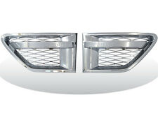 Range Rover Sport L320 Side Wing Vents Chrome 2010 ONWARDS