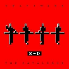Kraftwerk - 3-D The Catalogue (NEW BLU-RAY & DVD)