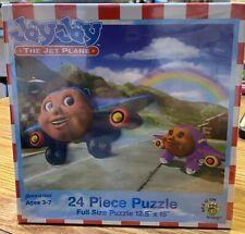 Jay Jay the Jet Plane Puzzle