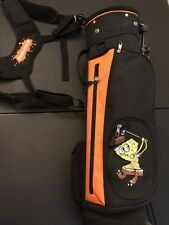 Nickelodeon Spongebob Squarepants Kids Golf Bag Caddy Stand Perfect Condition