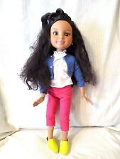 """2009  BFC Best Friends Club MGA Entertainment 18"""" Multi Jointed Doll Noelle"""