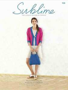 The Fourth Sublime Worsted Design Book 709