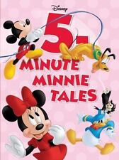 5-Minute Stories Ser.: 5-Minute Minnie Tales by Disney Book Group Staff (2014, Hardcover)