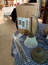 New Kichler Bronze Glass Pendant hanging marble lamp light fixture ceiling L@@K