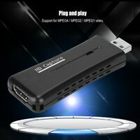 Portable 1280*720P HDMI To USB2.0 Video Capture Card Recording for MPEG4 /MPEG2