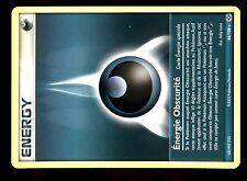 POKEMON EMERAUDE RARE N°  86/106 ENERGIE OBSCURITE
