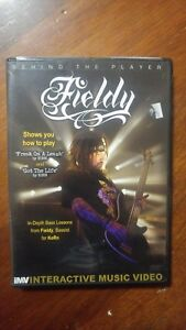 Behind the Player - Fieldy DVD R1