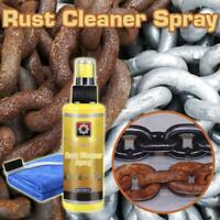 Rust Cleaner Spray Derusting Spray Car Maintenance Cleaning Rust Remover 30ml.