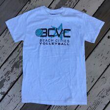 BCVC Beach Cities Volleyball Club X SMACK • Manhattan Beach • Mens T-Shirt SMALL