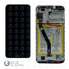 Huawei Service Pack Originale Display LCD +Batteria Per Y6 2018 ATU-L11 L21 Nero