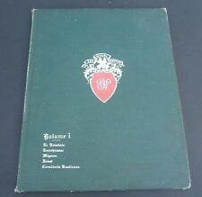 The Great Operas Jame Buel Societe Lyrique 1899 Vol. 1 Verdi Introduction