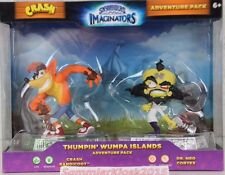 Thumpin Wumpa Islands Skylanders imaginators Adventure Pack Crash Bandicoot neo