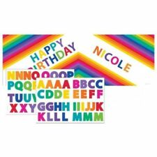 Unbranded Rainbows Party Foil Balloons