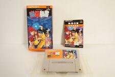 Yu Yu Hakusho -Super Nintendo - SNES - Nintendo Super Famicom - SFC - used - JP