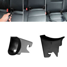 1 Pair Auto Car Baby Seat ISOFIX Latch Belt Connector Guide Groove Accessories