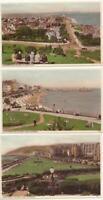 3 x   EASTBOURNE Postcards -  SUSSEX   ( Z38 )