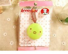 1 pc Teany Le PETTIT BREADOU MACARON Squishy charm Bread CUTE ORIGINAL PACKAGING