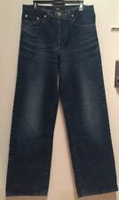 D&G DOLCE & GABBANA MENS RELAXED BOOT CUT BUTTON FLY JEANS 34 48 NEW