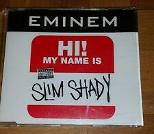 Eminem,Hi My Name Is Slim Shady,Pre Owned cd single