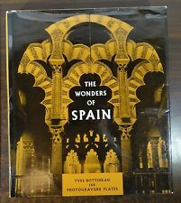 The Wonder of Spain 164 Photogravure Plates 1962 Bottineau HC DJ