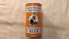 Vintage North Dakotas Premium Beer Can Steel t