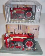 1/16 Farmall 460 Tractor & Accessories Restoration Set by ERTL NIB!