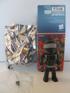 """Snake Eyes - 3"""" Vinyl Mini by Kidrobot - Transformers Vs. G.I. Joe - Opened"""