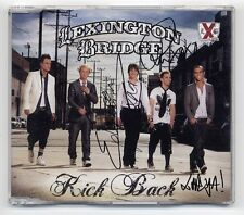 Lexington Bridge Maxi-CD mit AUTOGRAMM signiert signed autographed - Kick Back