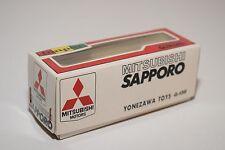 DIAPET YONEZAWA G-138 G138 G 138 MITSUBISHI SAPPORO ORIGINAL EMPTY BOX NEAR MINT