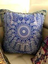 new CAMILLA FRANKS SILK SWAROVSKI TOPKAPI THREAD LARGE CUSHION KAFTAN