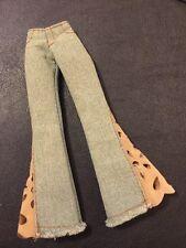 Bratz Doll Clothes STRUT IT Collection Cloe's Light Blue Denim Jeans