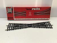 Jouef 4847 HO Gauge 14 Degree Diamond Crossing Steel Rails (247mm)