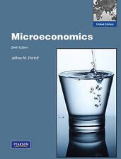 Microeconomics:Global Edition by Jeffrey Perloff (Paperback, 2011)