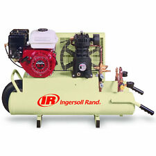 Ingersoll Rand 5.5-HP 8-Gallon Gas Wheelbarrow Air Compressor w/ Honda Engine