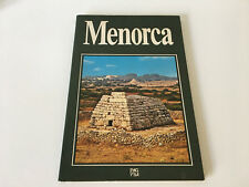 Used - Travel Guide MENORCA Guía de viaje - Year / Año 1978 - English Lenguage