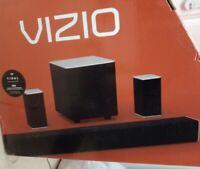 "VIZIO SB3251n-E0 32"" 5.1-Channel Soundbar System - Black READ DESCRIPTION!!!!"