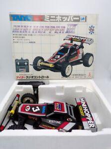 Vintage 1990's Taiyo Japan 1/20 Mini Hopper III RC Buggy MIB Tyco Nikko 1