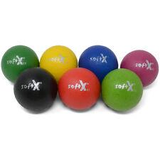 softX Therapieball Ø 9 cm Schaumstoff-Ball Softball Spielball klein NEU in OVP
