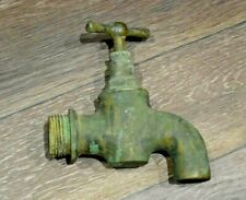 vintage faucet brass copper metal ussr water handle empire russia